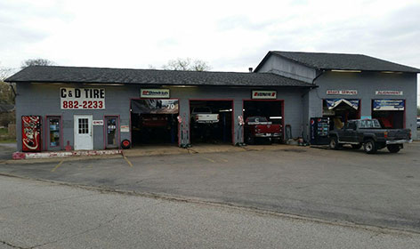 Easy Auto Knoxville Tn >> C & D Tire | Locations in Tennessee | Tires & Auto Repair